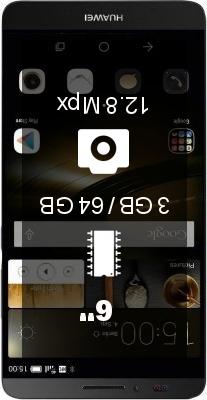 Huawei Ascend Mate7 3GB 64GB Dual Sim smartphone