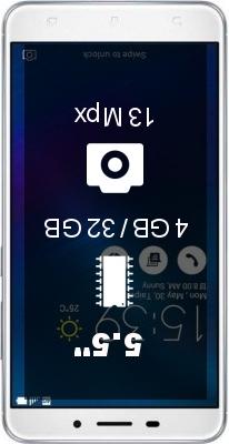 ASUS ZenFone 3 Laser ZC551KL 32GB smartphone