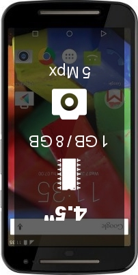 Motorola Moto G 4G LTE EU smartphone