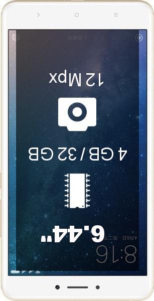 Xiaomi Mi Max 2 4GB 32GB (GLOBAL) smartphone