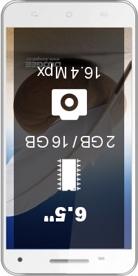 DOOGEE Max DG650 2GB 16GB smartphone