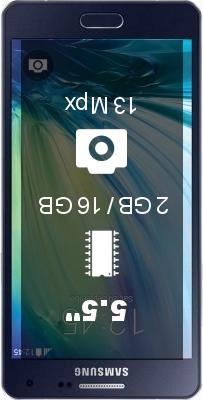 Samsung Galaxy A7 A700YD Dual smartphone