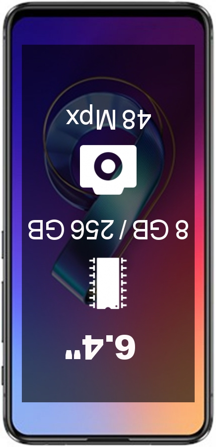 ASUS ZenFone 6 6GB 64GB VB smartphone