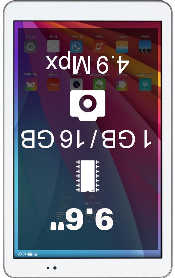 Huawei MediaPad T1 10 Wifi tablet