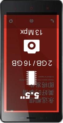 Xiaomi Redmi Note 2GB 16GB 64Bits smartphone