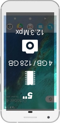 Gionee Google Pixel 128GB smartphone