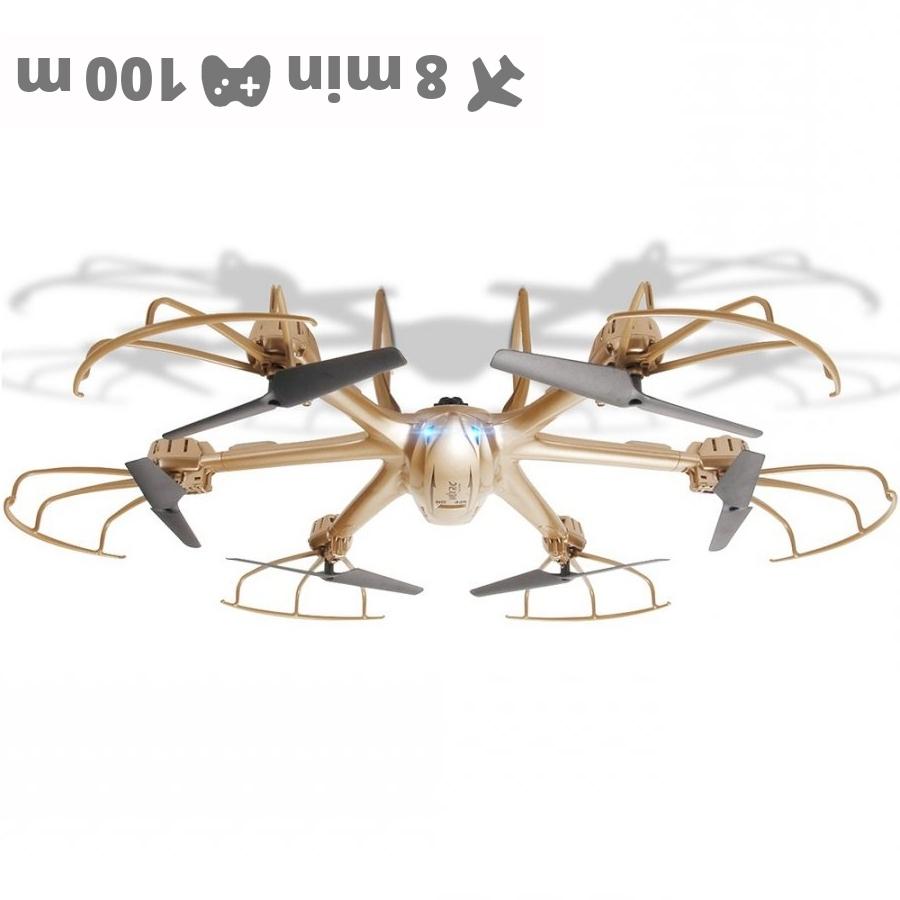 MJX X601H drone
