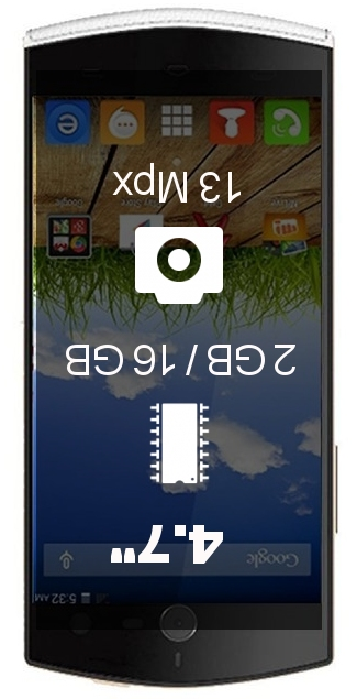 Micromax Canvas Selfie A255 smartphone