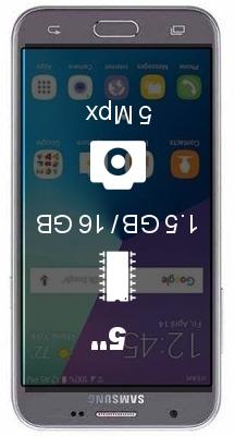 Samsung Galaxy Amp Prime 2 smartphone