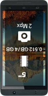 Mpie X800 smartphone