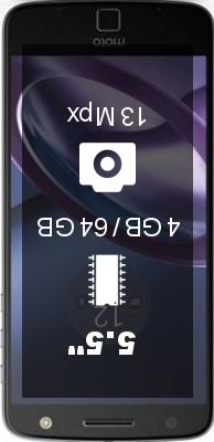 Lenovo Moto Z 64GB smartphone