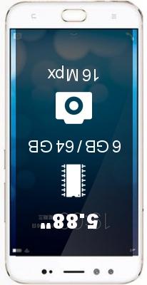 Vivo X9 Plus smartphone