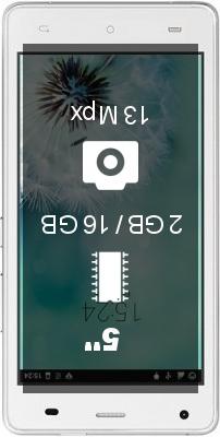 Cubot Echo smartphone