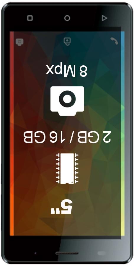 Freetel Priori 3S LTE smartphone