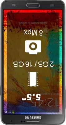Samsung Galaxy Note 3 Neo LTE+ smartphone