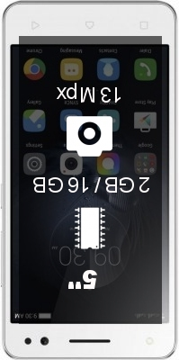 Lenovo Vibe S1 Lite smartphone