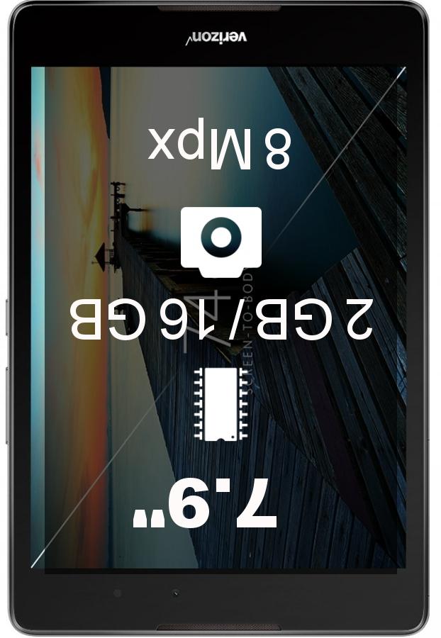 ASUS ZenPad Z8 ZT581KL tablet
