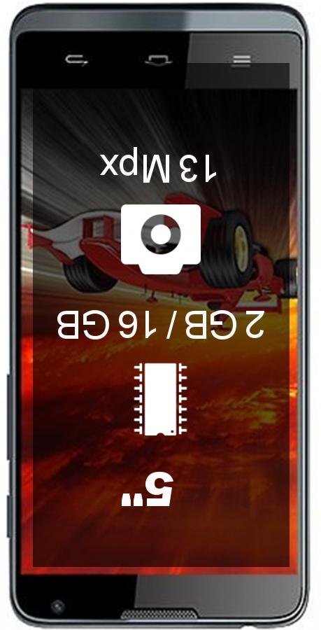 Intex Aqua Xtreme V smartphone