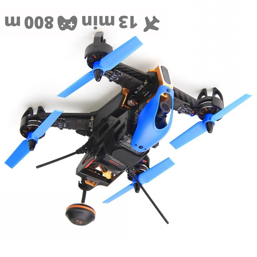 Walkera F210 - 3D drone