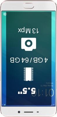 Oppo F1 Plus International V1 smartphone
