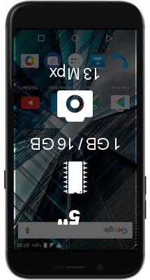 Archos 50 Graphite smartphone