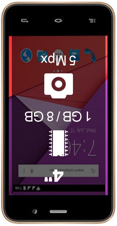 Celkon Millennia Hero smartphone