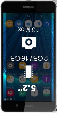 InFocus M560 smartphone