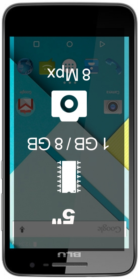 BLU Studio C smartphone