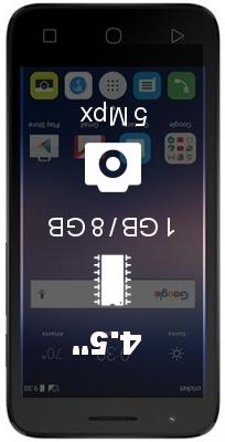 Alcatel Streak smartphone