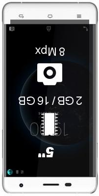 OUKITEL K4000 Dual Sim smartphone