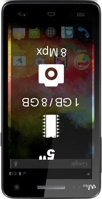 Wiko Rainbow 4G 1GB smartphone