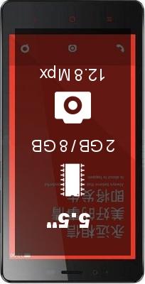 Xiaomi Redmi Note 2GB smartphone