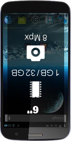 Zopo ZP990 Captain S 1GB smartphone