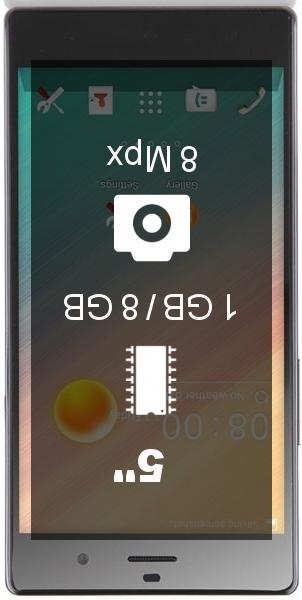 Tengda Z2 1GB smartphone