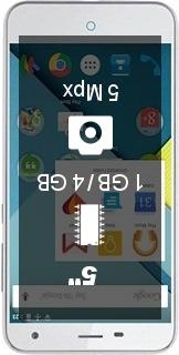 ZTE Blade L3 4GB smartphone