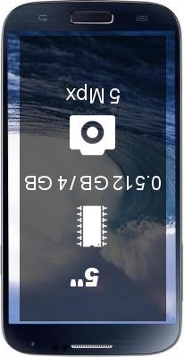 DOOGEE Voyager DG300 smartphone