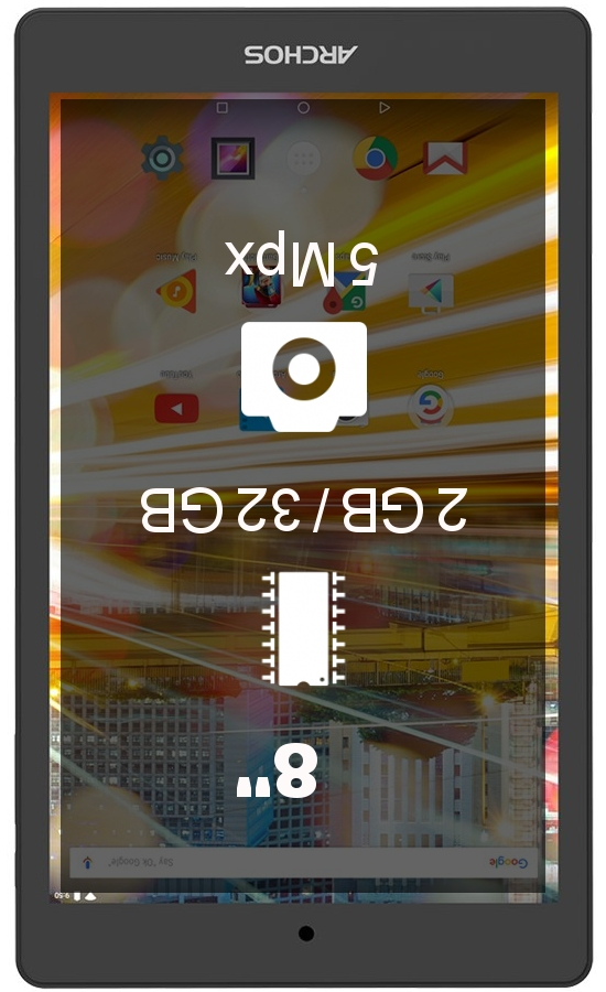 Archos 80 Oxygen tablet