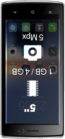 Landvo L200 G smartphone