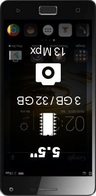Lenovo Vibe P1 3GB 32GB smartphone