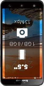 Lenovo A916 smartphone