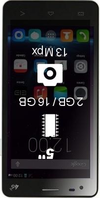 Elephone P3000s 2GB-16GB smartphone