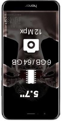 Huawei Honor V9 AL20 6GB 64GB smartphone