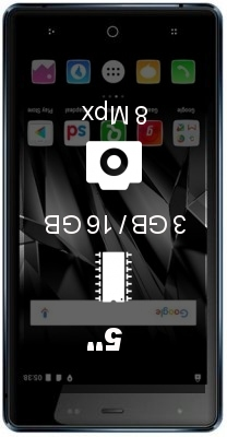 Micromax Canvas 5 Lite Special Edition smartphone