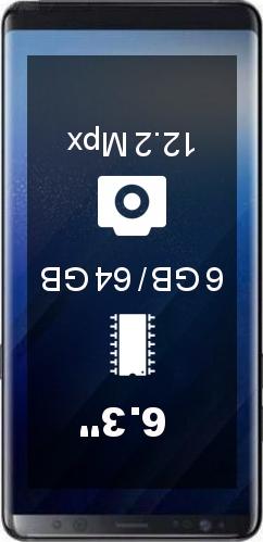 Samsung Galaxy Note 8 N-950U USA smartphone