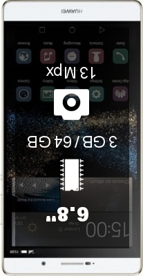 Huawei P8 Max 3GB 64GB CN 703L smartphone