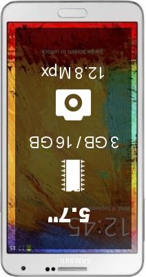 Samsung Galaxy Note 3 N9005 LTE 16GB smartphone