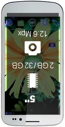 UMI X2 2GB 32GB smartphone