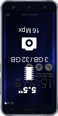 ASUS ZenFone 3 Max ZC553KL 3GB 32GB smartphone