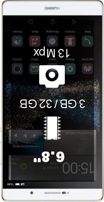 Huawei P8 Max 3GB 32GB CN 703L smartphone