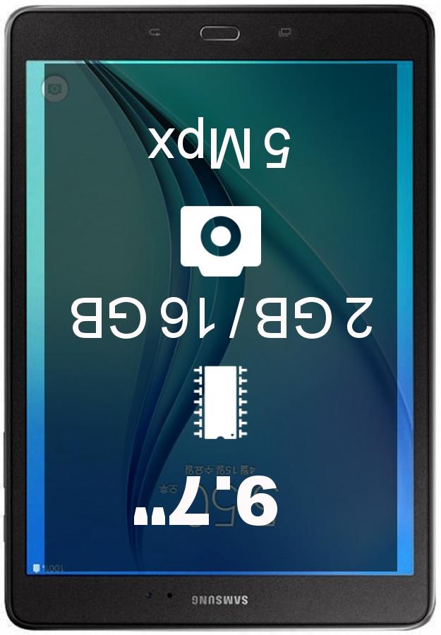 Samsung Galaxy Tab A 9.7 T555 LTE1€230 tablet